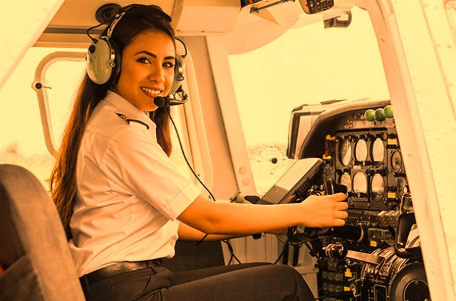 Career and Courses for Pilots in India