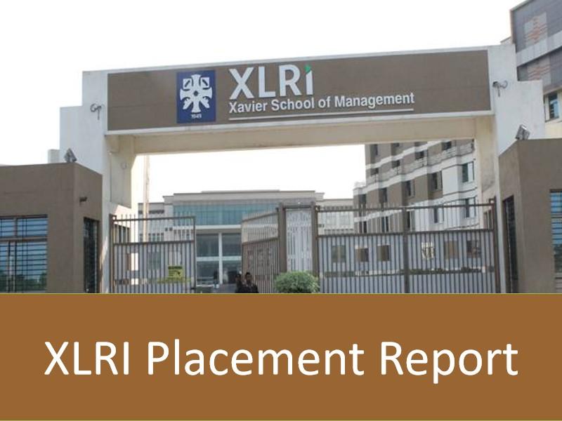 XLRI Placement 2021