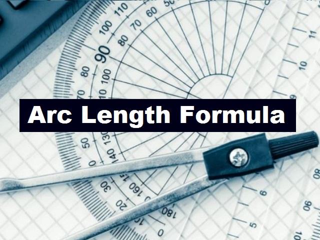 Arc Length Formula