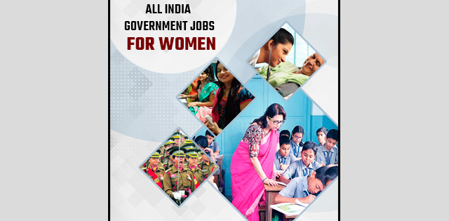 All India Government Jobs for Women