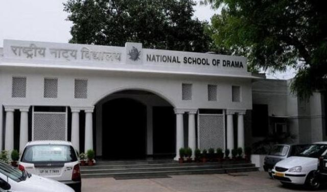 National School of Drama in India