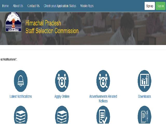 HPSSC JOA Admit Card 2021