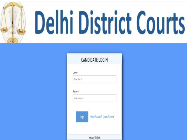 DDC PA 2021 Interview Admit Card