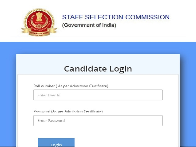 SSC CPO Final Answer Key 2020
