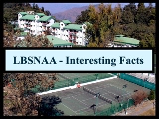 Interesting Facts about LBSNAA