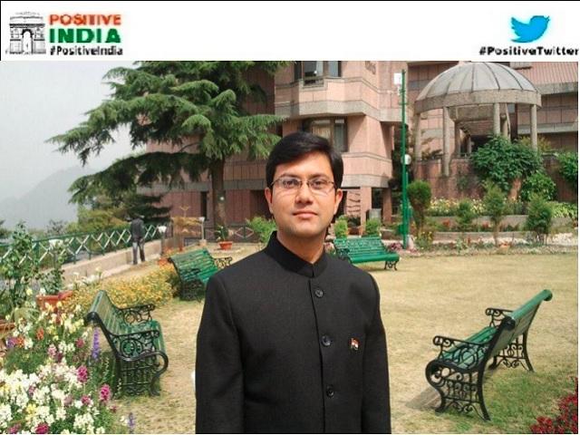 Positive India: IAS Officer Rahul Kumar (Bihar)
