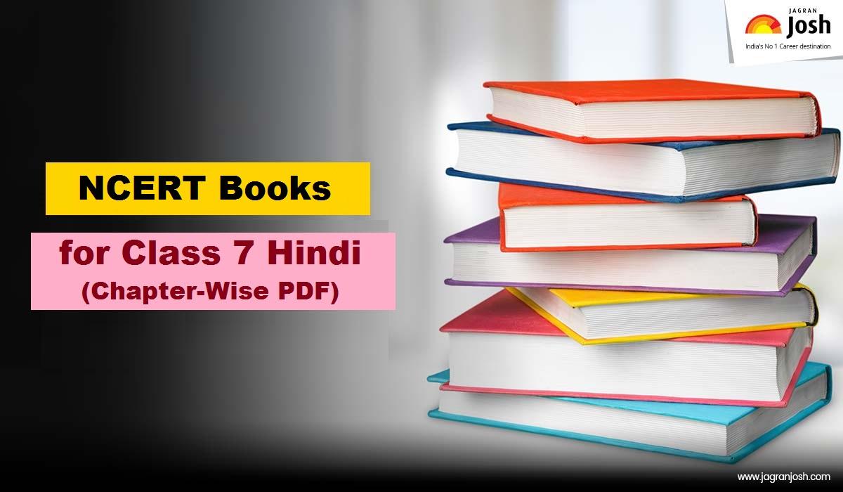 NCERT Books for Class 7 Hindi