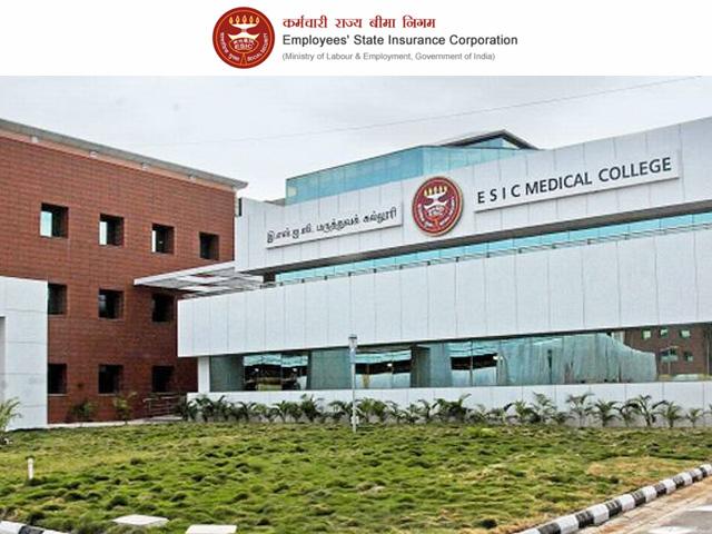 ESIC Recruitment Notification 2021