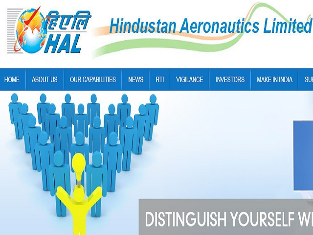 HAL Medical Officer Recruitment Notification