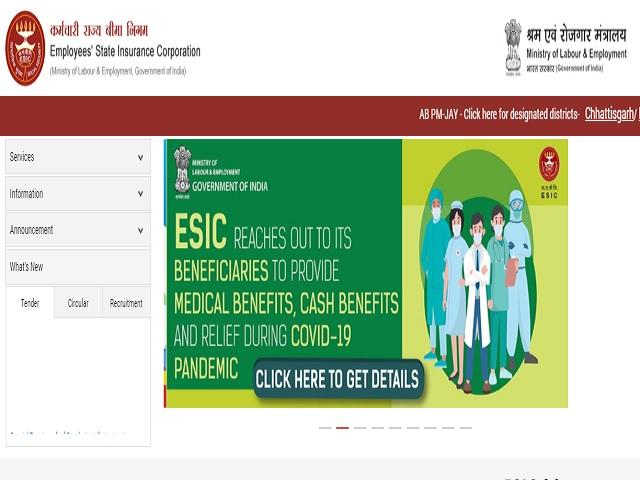 Indira Gandhi ESI Hospital Senior Resident Posts