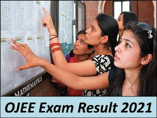 OJEE MBA 2021 exam result