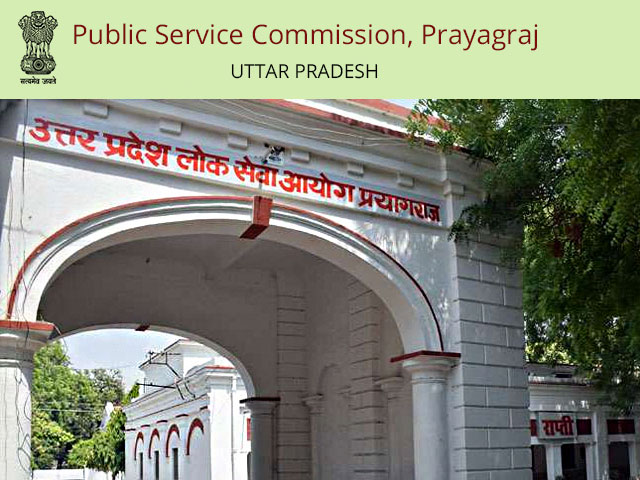 UPPSC Agriculture Services Mains 2020 Exam
