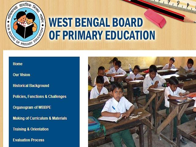 WBBPE Primary Teacher DV Schedule 2021