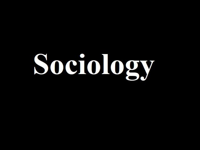 CBSE Class 12 Sociology Sample Paper 2021-2022 (Term 1)
