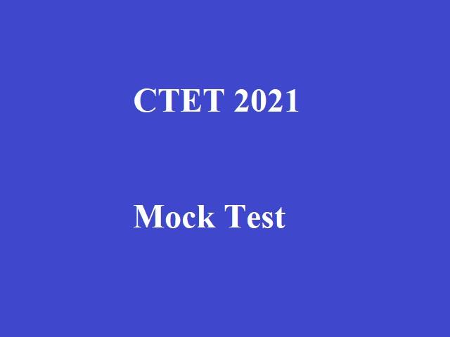 CTET 2021: CBSE ने जारी किया नए सिलेबस & पैटर्न पर आधारित Model Paper