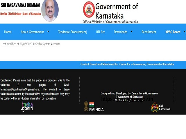 NHM Karnataka CHO Recruitment 2021