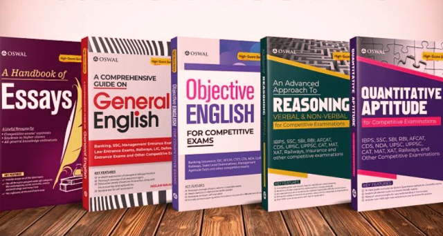 Read These Books To Crack Competitive Exams in India
