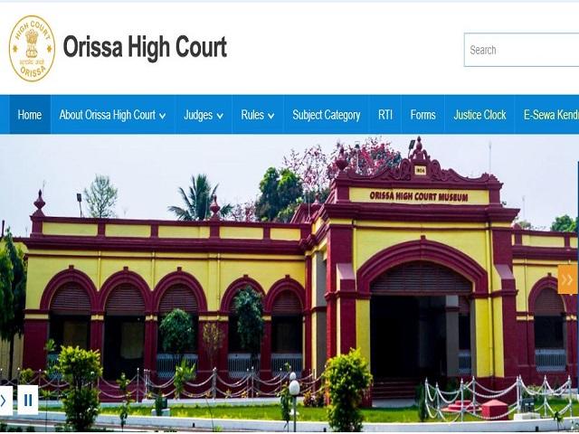 Odisha High Court ASO Admit Card 2021
