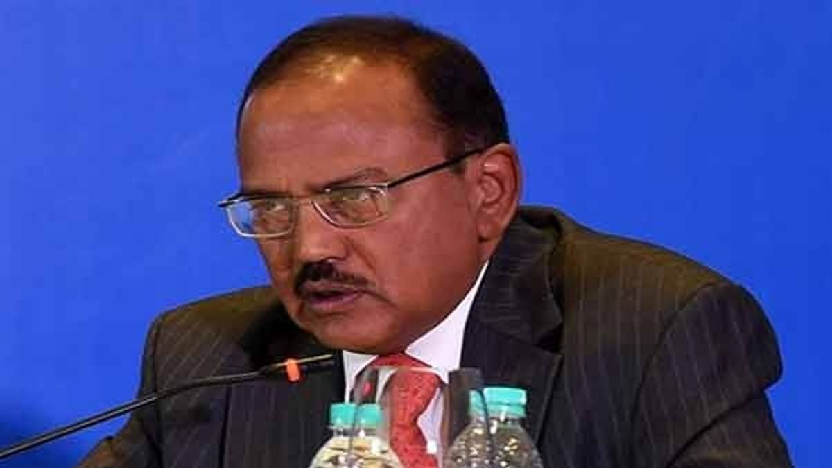 Best IPS officers of India : Ajit Doval