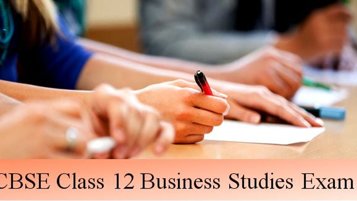 CBSE Class 12 Business Studies Board Exam 2018: Paper Analysis and Review
