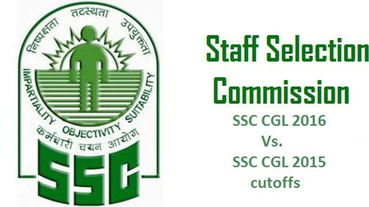 SSC CGL Cuttoff List