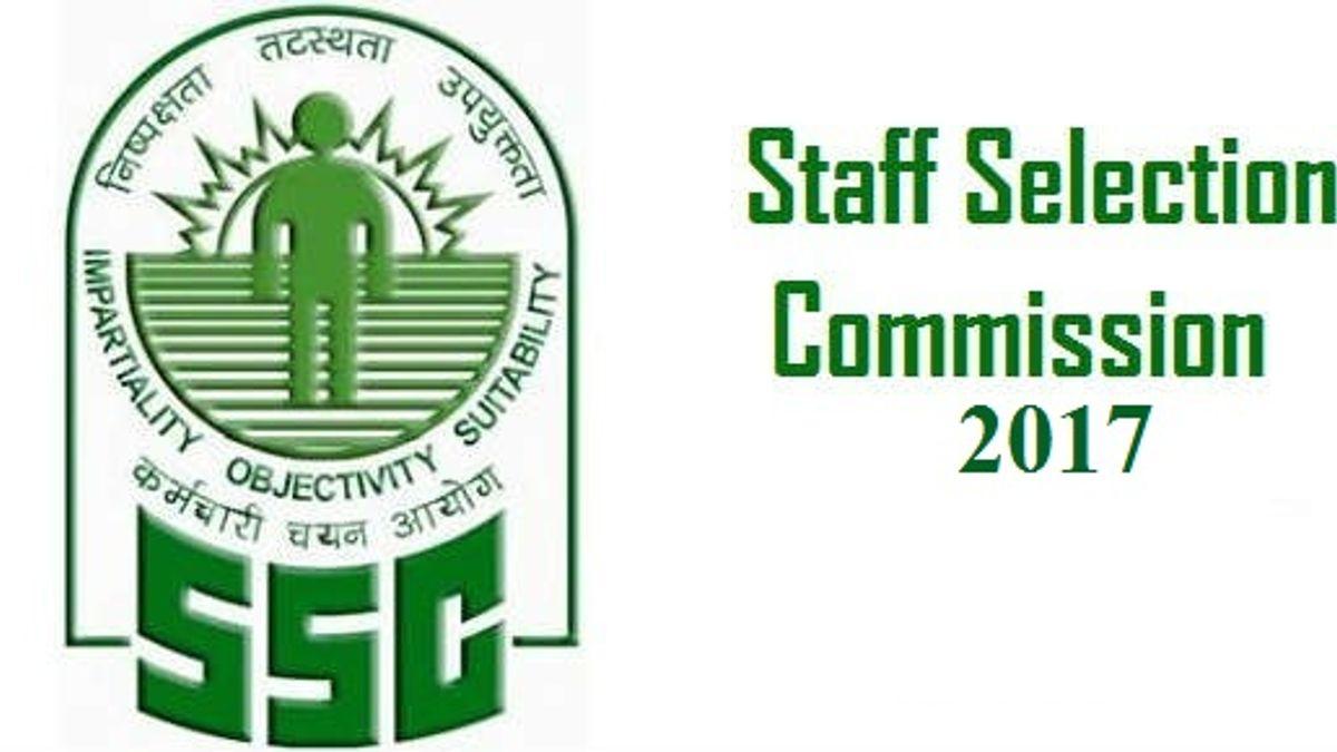 SSC CGL Exam 2017