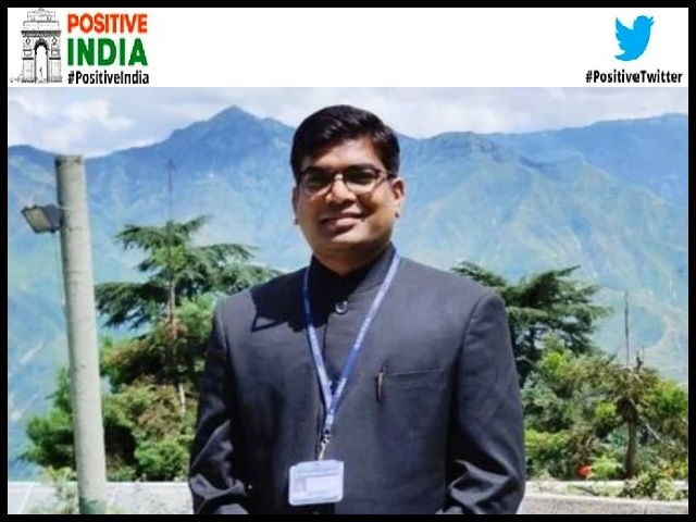 UPSC Success story IAS Syed Riyaz Ahmed in hindi