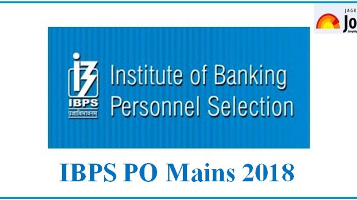 IBPS Mains 2018 Analysis
