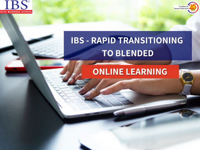 IBS - Rapid Transitioning to Blended Online Learning
