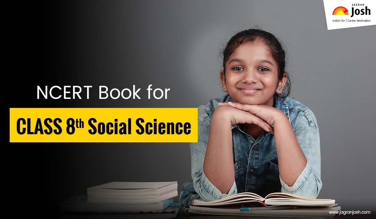 NCERT Books for Class 8 Social Science