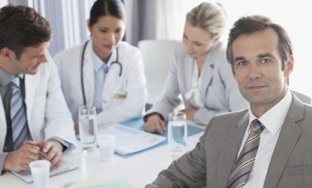 MBA in Hospital Administration