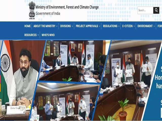 Ministry of Environment, Forest & Climate Change (MoEFCC) Scientist Posts 2020