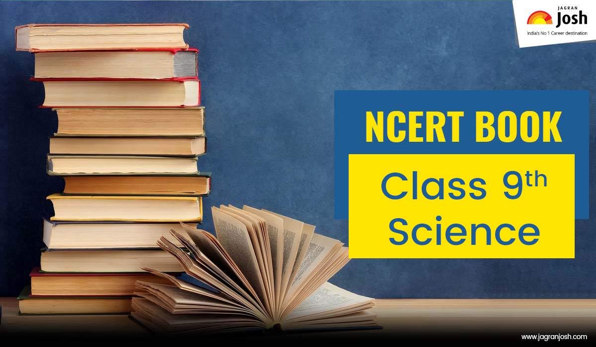 CBSE Class 9 Science NCERT Book
