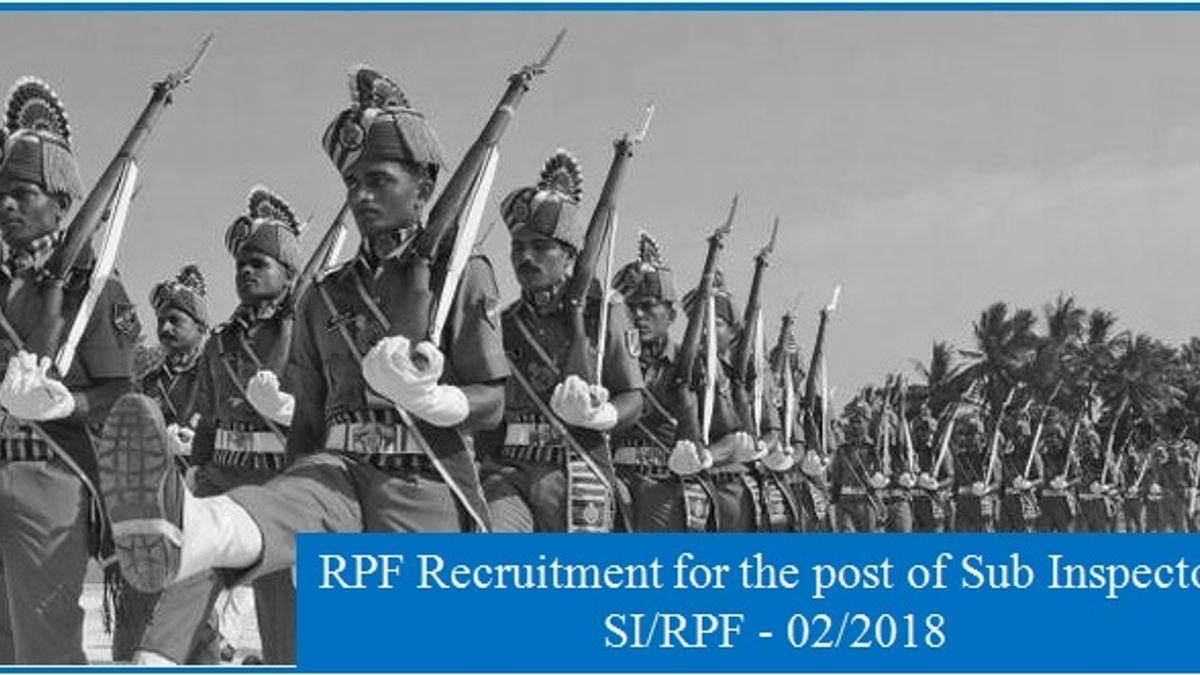 RPF SI Syllabus 2018 with Exam Pattern | Image Courtesy: The Hindu