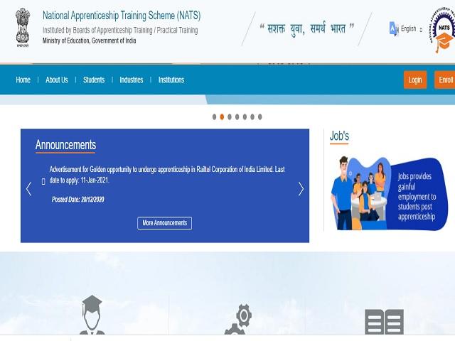 Indian Railway Rail Wheel Plant Online for Trainee Apprentice Posts 2021