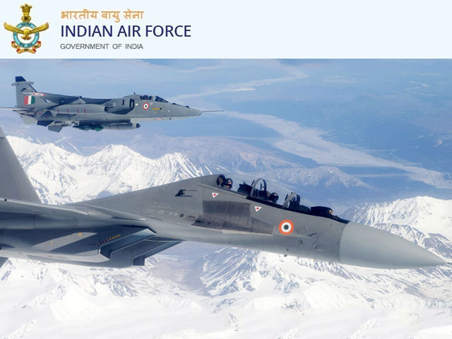 Indian Air Force Recruitment Rally 2020-21