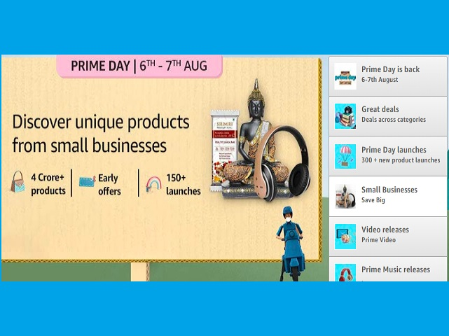 Amazon Prime Day 2020: Dates, Deals, Exclusive Offers & Updates