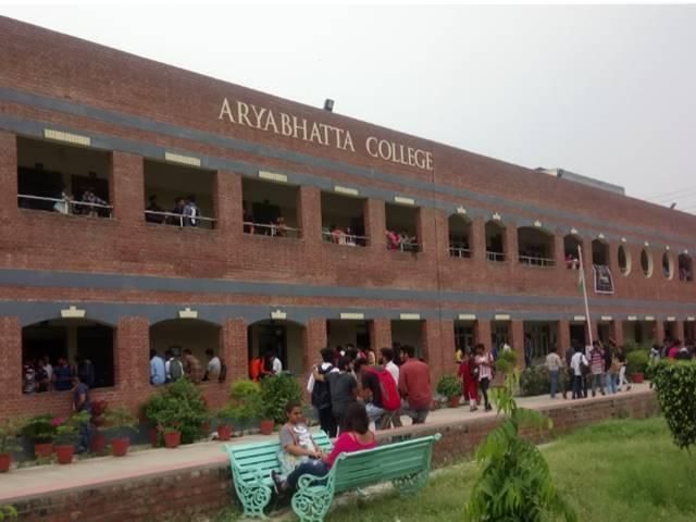 Aryabhatta College Cutoff 2020 Reelased