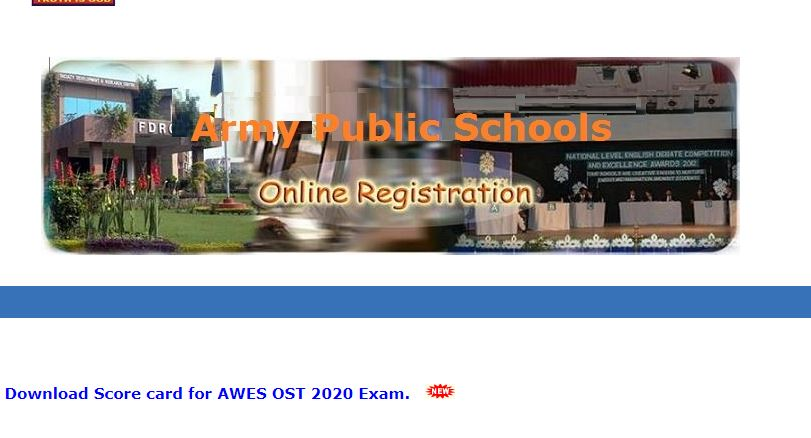 APS CSB Result 2020