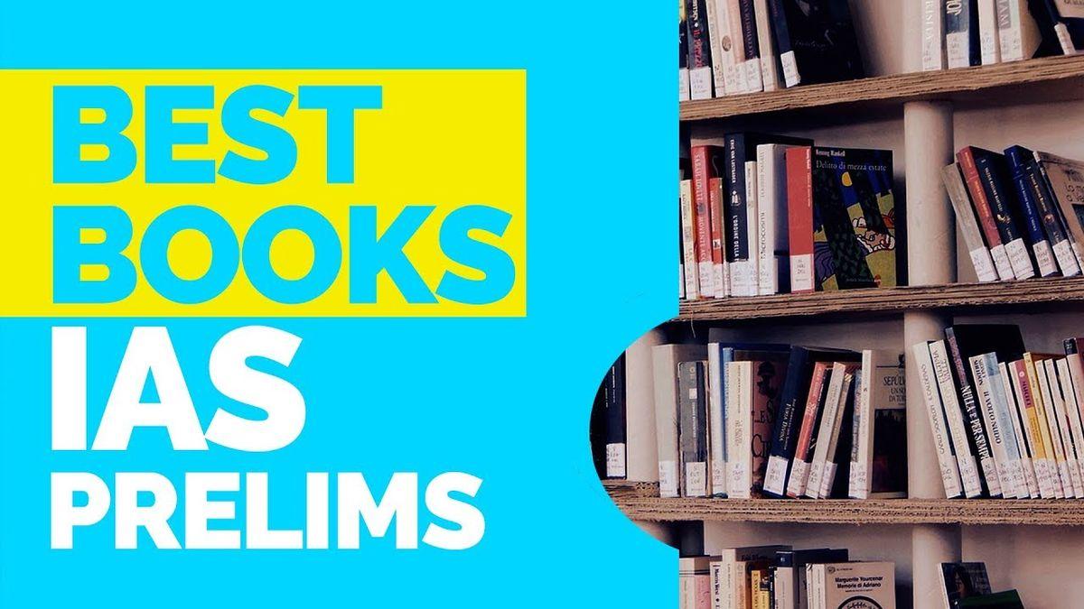 Best Books for IAS Exam