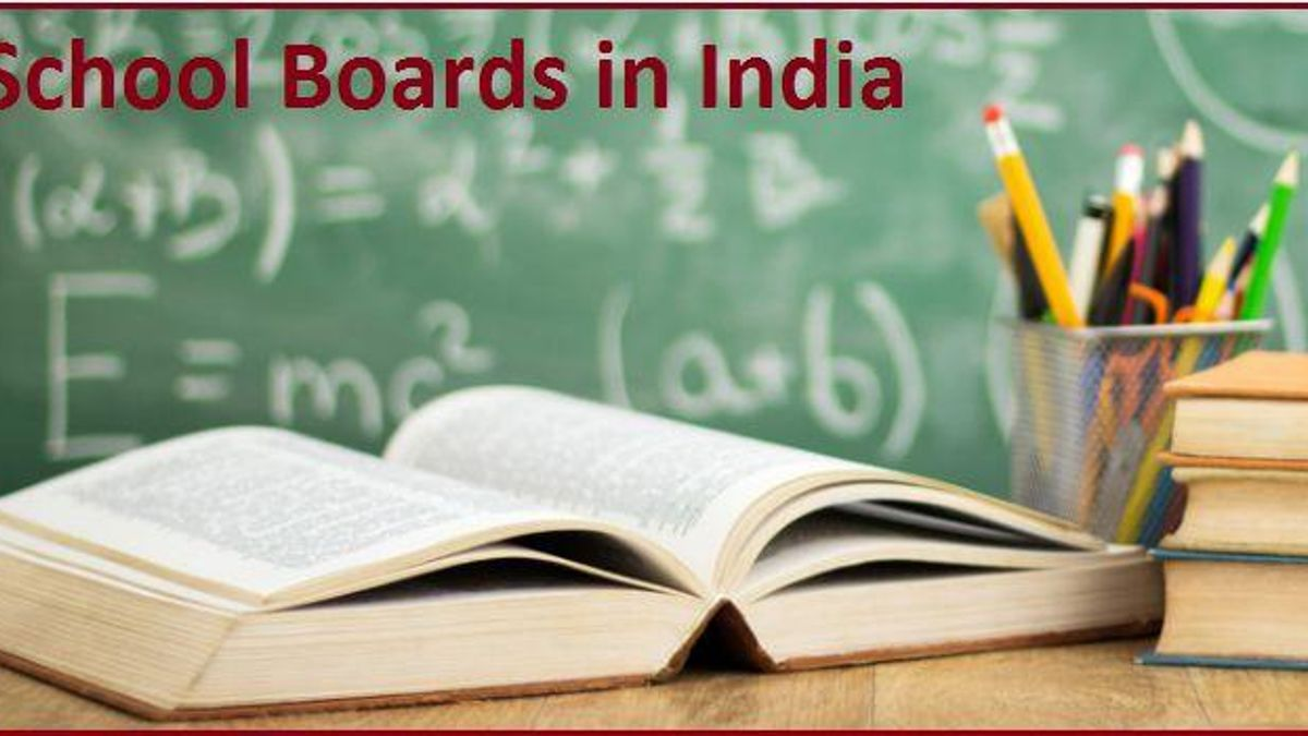 Different School Boards in India