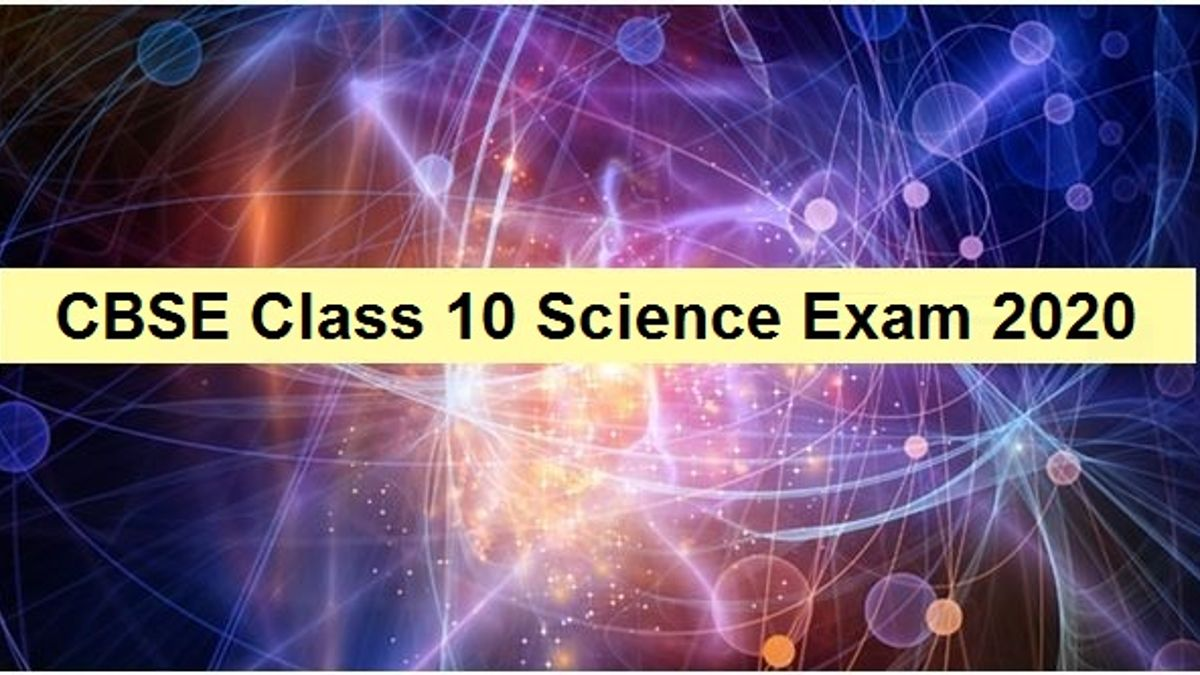 CBSE Class 10 Science Important Questions