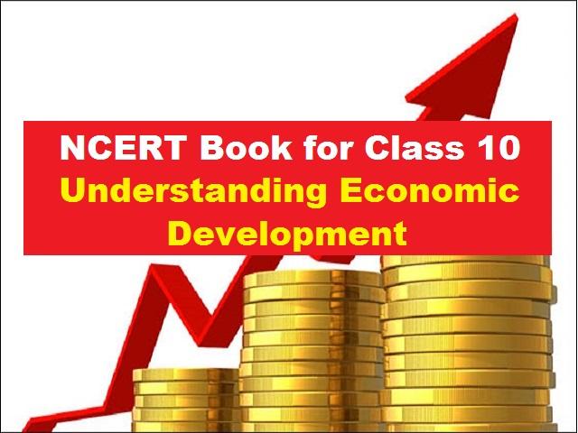 NCERT Book for Class 10 Social Science Economics