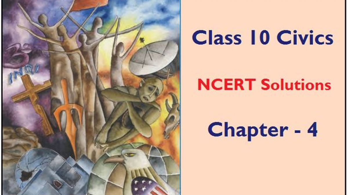 NCERT Solutions for Class 10 Civics Chapter 4: Gender, Religion and Caste