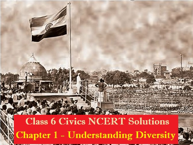 NCERT Solutions for Class 6 Social Science Civics Chapter 1