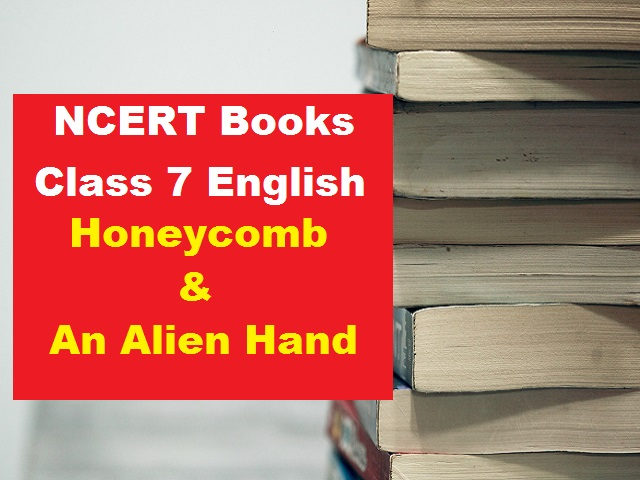 NCERT Books for Class 7 English