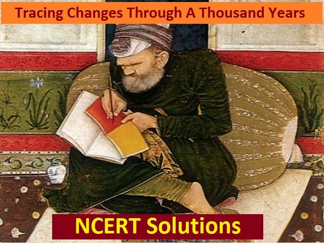 NCERT Solutions for Class 7 Social Science History Chapter 1