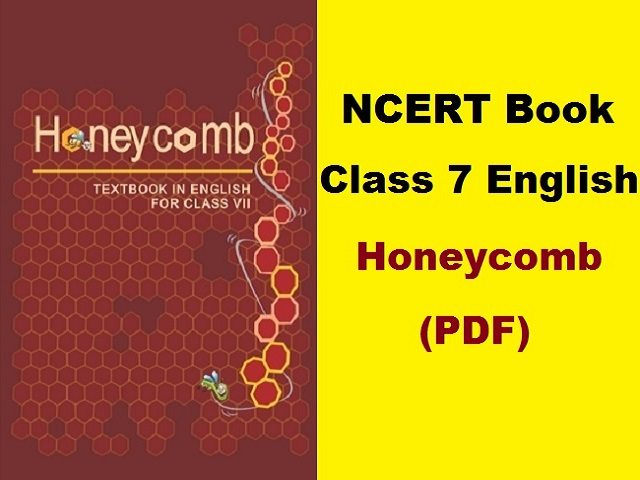 NCERT Class 7 English Book Honeycomb
