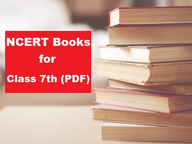 NCERT Books for Class 7 All Subjects