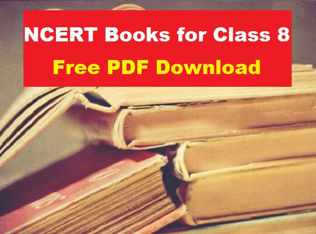 NCERT Books for Class 8 All Subjects